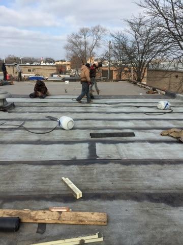 Built Up Membrane Elite Home Restoration