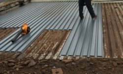 Metal Decking Replacement